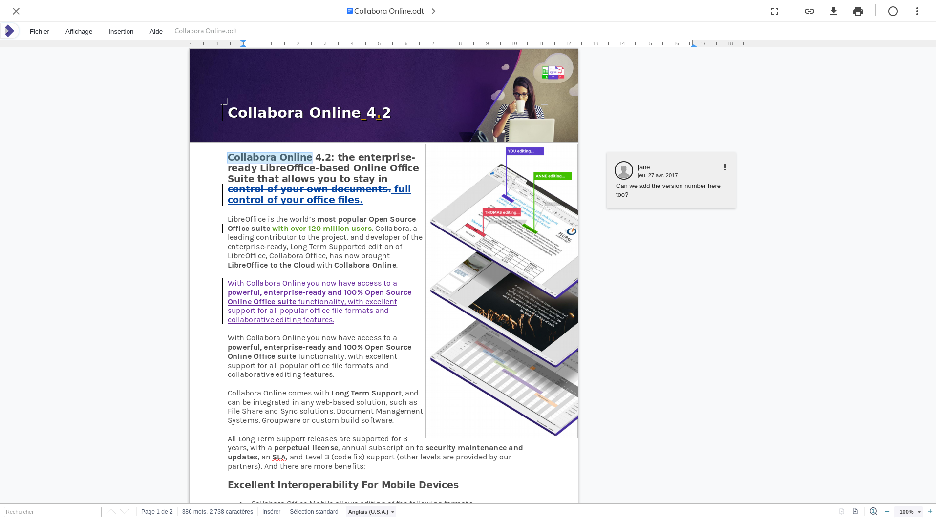 viewer collabora online